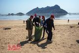 守护蓝色海湾志愿活动1